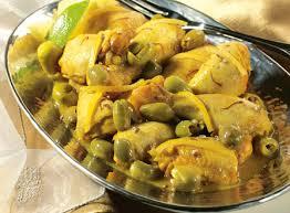 cuisine choumicha poulet recette de poulet aux olives de choumicha maroc recettes spicy