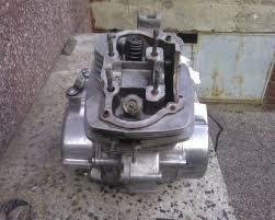 despiece de motor honda cg 150
