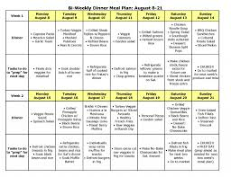 the better mom meal plans meal planning and organizing