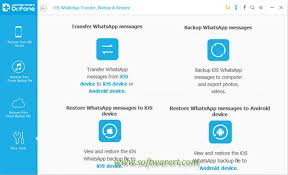 transfer whatsapp messages from iphone to android new tools to backup transfer whatsapp messages from iphone