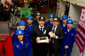 Challenge Proves Submarine Mock Up Challenge Proves A Winner The Westmorland Gazette