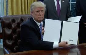 High Quality Meme Generator - trump executive order blank blank template imgflip