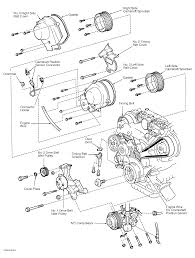 lexus gs430 engine cover 2002 lexus gs 430 serpentine belt routing and timing belt diagrams