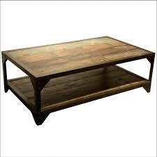 wood metal end table small metal coffee table flow drip metal coffee table side table by