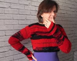 Sweater With Thumb Holes Thumb Hole Etsy