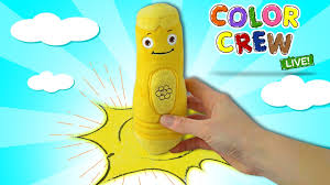 learn colors with color crew toys coloring pages for kids color