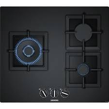 plaque cuisine gaz siemens ep6a6cb20 table de cuisson gaz 3 foyers 8000w max l59