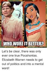 Elizabeth Warren Memes - a 0000000000 who wore itbetter make a memet let s be clear there