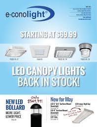 Econolight Wall Pack by Back In Stock Villa Lighting