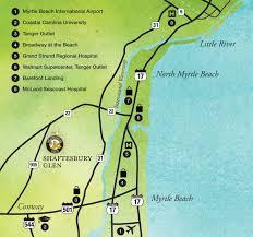 Texas Beaches Map Tanger Outlets Myrtle Beach Map Tanger Outlets Myrtle Beach Hwy