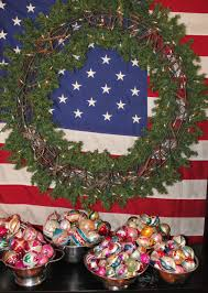 vintage ornament wreath the cavender diary