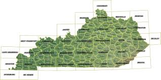 Lexington Ky Map Kentucky Wetlands Image Download Center
