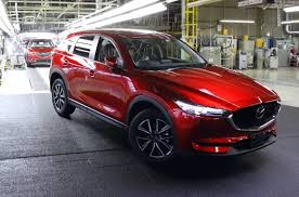 mazda models australia mazda expands production capacity for 2017 cx 5 performancedrive