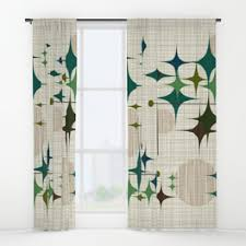 Eames Room Divider Eames Window Curtains Society6