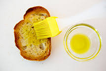 Garlic Bread In Toaster Easiest Ever Garlic Bread Recipe Simplyrecipes Com