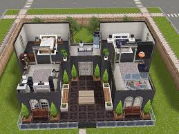 house 2 level 2 sims simsfreeplay simshousedesign my sims