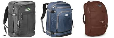 Frontier Carry On by The 3 Best Carry On Backpacks For Awesome Nomads U2014 Sweet Distance