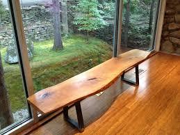 diy furniture with metal bench legs by matthew
