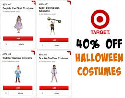 Coupons Halloween Costumes Target Halloween Costumes Coupons 40