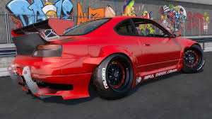 nissan silvia s15 rocket bunny by samcurry on deviantart