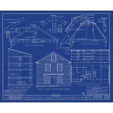 Free Blueprints For Homes Baby Nursery Blueprints For Homes Home Design Blueprints Bar