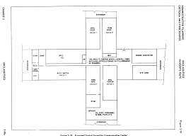 Msg Floor Plan by Navy Commsta Building Plans And Equipment Layout