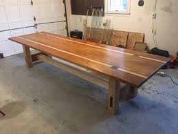 mahogany and maple dining table for my brother album on imgur
