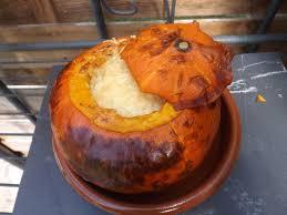 cuisiner du potimarron potimarron au four au palmares de la gourmandise