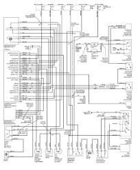 1997 ford explorer air conditioning system circuit and schematics