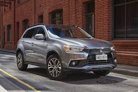 mitsubishi asx inside refreshed mitsubishi asx on sale now from 25 000 orc practical
