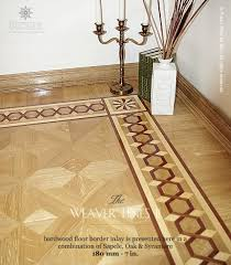 the weaver lines ii hardwood floor border inlay gb 37 1