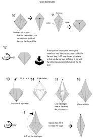 origami instructions crane origami maker easy