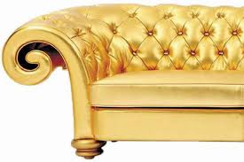 Sofa Rental Duchess Metallic Gold Sofa 450 Available In Los Angeles New