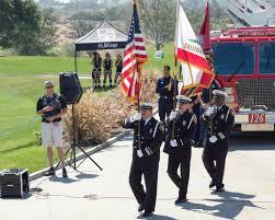 Golf Tournament Flags News Briefs Memorial Golf Tournament Stuff A Truck Los Angeles