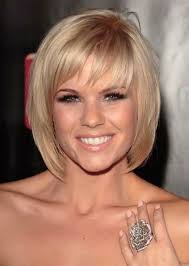 hair styles cut hair in layers and make curls or flicks 35 awesome bob haircuts with bangs makes you truly stylish