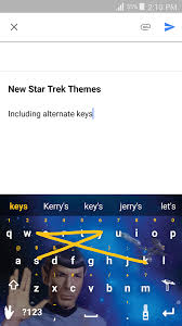 android swype keyboard swype keyboard trial android apps on play