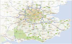 Southampton England Map by Service Locations Myers Garage Doors Lts
