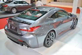 rcf lexus 2016 lexus rc f now available on order basis in india report