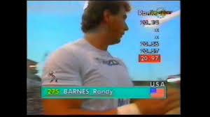 Randy Barnes Randy Barnes 20 98 Metres Shot Put Outdoor 23 12 Metres Indoor