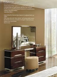 Mirrored Bedroom Set Contemporary Bedroom Dresser With Mirror Fallacio Us Fallacio Us