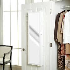 over the door cabinet over the door bath beauty cabinet with full length mirror