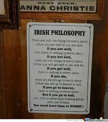 Funny Irish Memes - those irish by thaler meme center