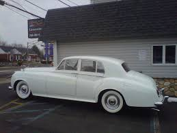 antique rolls royce rolls royce wedding limousine 1956 rolls royce limo new jersey