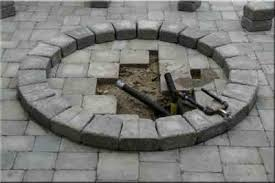 Firepit Gas How To Build A Gas Or Propane Outdoor Pit Using