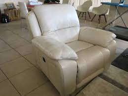 6 seater genuine leather reclining couch sofas gumtree