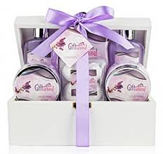 Best Gift For Women Amazon Com Spa Gift Basket With Sensual Lavender Fragrance