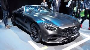 mercedes amg gt c roadster edition 50 2017 in detail review