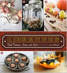 homemade fall decorations you can make