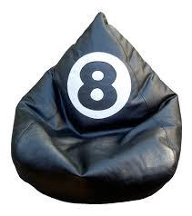 jumbo black 8 ball bean bag boys jumbo bean bags welcome to