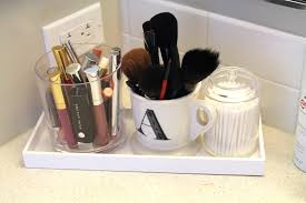 Storage Ideas For Bathroom by Makeup Storage Ideas For More Organized And Good Looking Storage